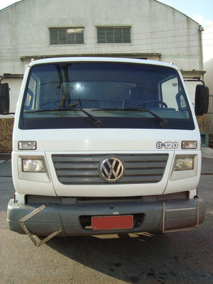 Volks 8120 Euro 3 Worker - No Chassis - 2004