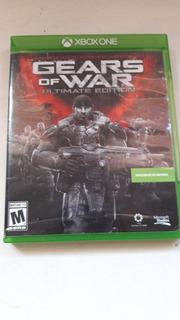 Juego Gears Of War Utimate Edition (semi Nuevo )