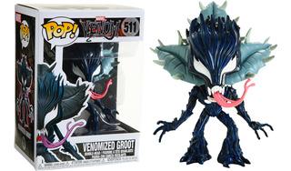 Funko Pop! Marvel #511 Venomized Groot Nortoys