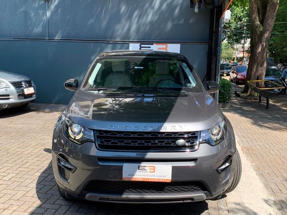 Land Rover Discovery Sport Se 2.0 2016 Blindada