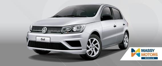 Volkswagen Nuevo Gol Trendline 2020 Automatico Nuevo