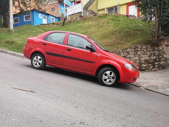 Chevrolet Aveo Aveo 1600