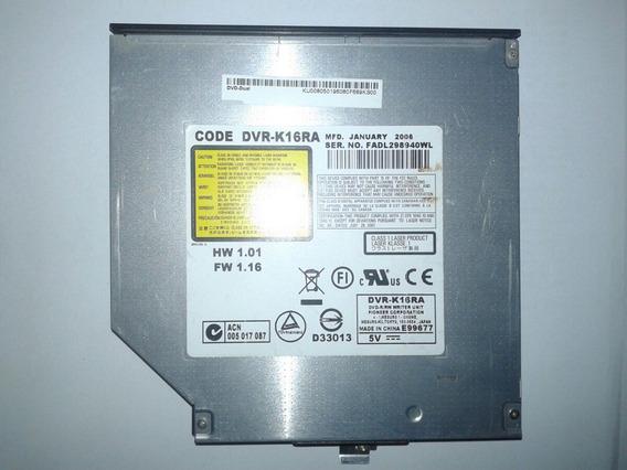 Drive Dvr Notebook Toshiba Satelite A135-s2286
