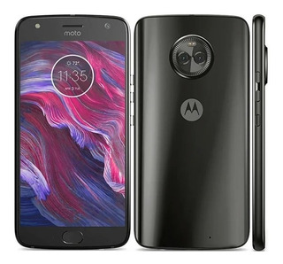 Motorola Moto X4 32gb Dual Sim 3gb Ram Doble Camara 12mpx