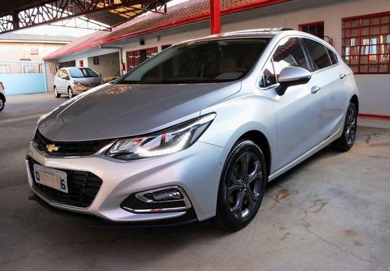 Chevrolet Cruze Sport 6 Ltz 2 2018 Prata