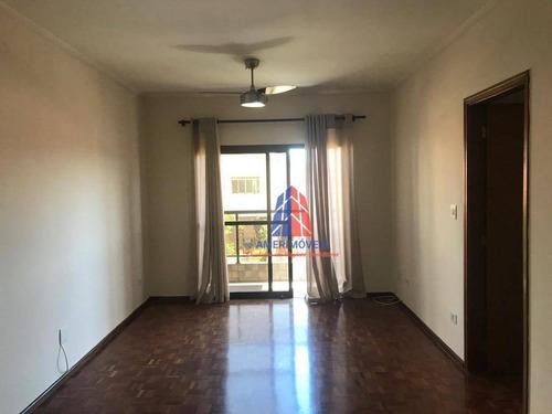 Apartamento Com 2 Dormitórios À Venda, 83 M² Por R$ 250.000 - Vila Belvedere - Americana/sp - Ap1563