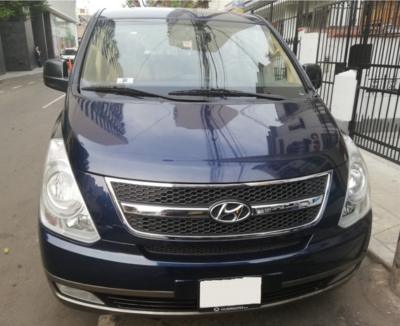 Remato Por Viaje Hyundai H1 Modelo Ejecutivo 2013