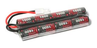 Bateria Marcadora Airsoft G&g 9,6v 1600mah