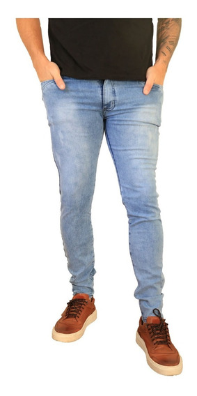 Calça Jeans Masculina Skinny Promoção Menor Preço *84