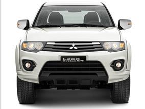 Mitsubishi L 200 Cr La Mejor Pick Up Comunicate