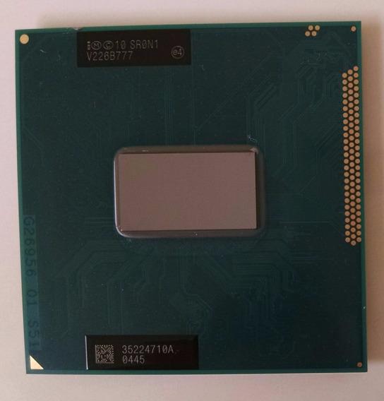 Processador Intel Core I3 3110m 3mb Cache 2.4ghz - Sr0n1