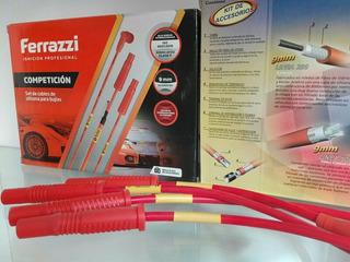 Cable Bujia Ferrazzi Competicion 9mm Dodge Gtx V8 Distri Hei