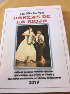 Danzas De La Rioja -nicolas Vera