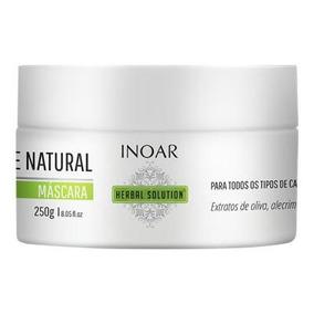 Inoar Herbal Solution Máscara De Tratamento Capilar 250g