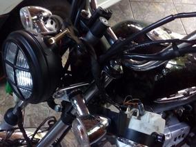 Suzuki Gn 125 Intruder 2013/2014