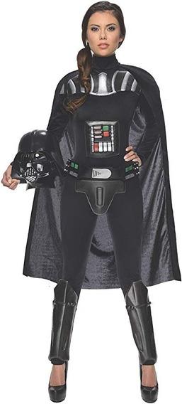 Disfraz De Mujer Star Wars Darth Vader Dama Adulto