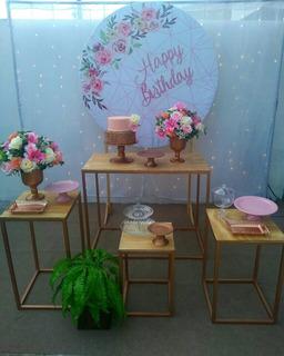 Aluguel De Decoração Noivado E Casamento Miniwedding