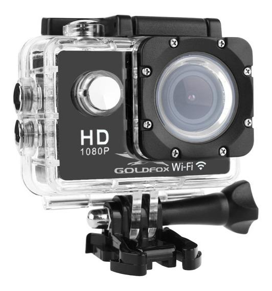Goldfox Sj4000 Câmera Filmadora P/dágua Wifi Full Hd Sport