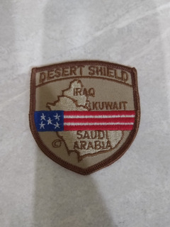 Parche Militar, Parcho Insignia Operación Desert Storm