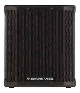 Cerwin Vega Cve18s Subwoofer Potenciado Activo 18 1000 W