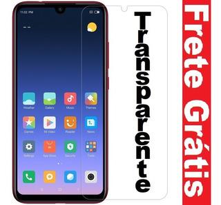 Película De Vidro Transparente Xiaomi Mi Note 7 Temperado