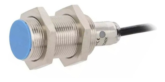 Sensor Indutivo Pnp De Proximidade Sick Ime18-08bpszw2k