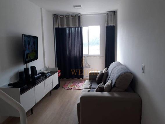 Lindo Apartamento Duplex A Venda No Nova Vida. - Ad0012