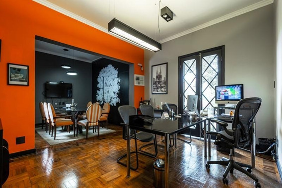 Casa Em Jardim Paulista, São Paulo/sp De 434m² Para Locação R$ 45.000,00/mes - Ca210017