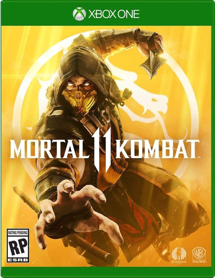 ..:: Mortal Kombat 11 ::.. Para X Box One