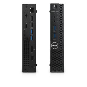 Mini Pc Dell 3050m I3-7100 7ª Geração Hd 500gb 4gb Memo Ddr4