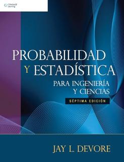7maed Probabilidad Y Estadística+devore Jd113