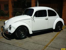 Volkswagen Escarabajo 1991 Aa 1300 Cc