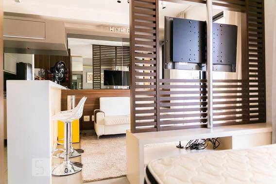 Apartamento Para Aluguel - Vila Mariana, 1 Quarto, 43 - 893111462