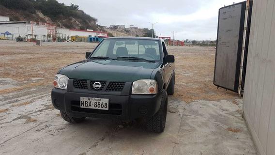 Nissan Frontier Cabina Sencilla Año 2014