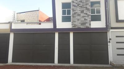 Casa Nueva En Toluca Edo. Méx.