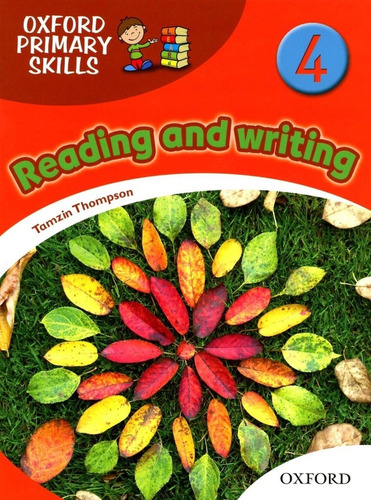 Oxford Primary Skills 4 - Book - Thompson Tamzin