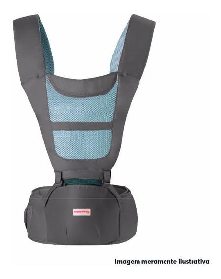 Canguru Carregar Bebê 6 Posições Ergonômico Conforto 20kg