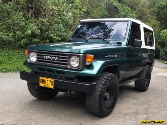 Toyota Land Cruiser Carevaca 4500 Cc