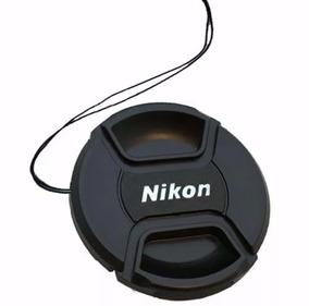 10 Nikon Lente Tampa 55mm Câmera Acessório Fotografia