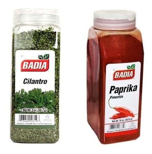 Badia Cilantro Y Paprika - g a $17