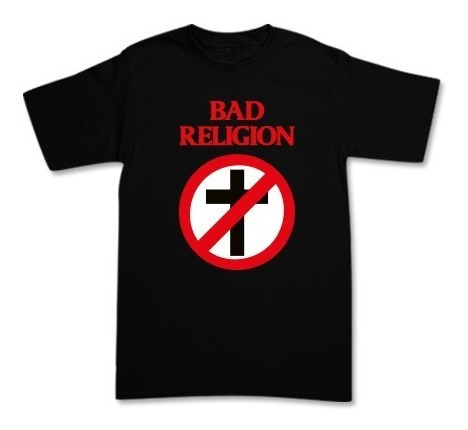 Playera Bad Religion