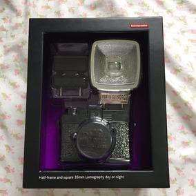 Câmera Diana Mini Edição Especial Petit Noire