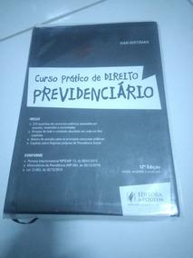 Direito Previdenciário, 12ª Ed. 2015 - Ivan Kertzman
