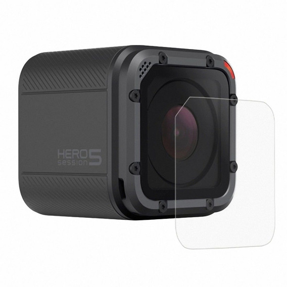 Película De Vidro Lente Gopro Hero 5 Session Hero 4 Session