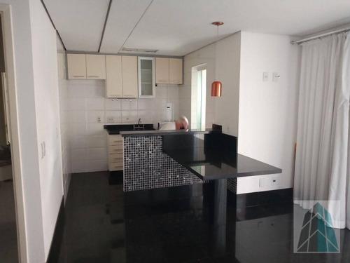 Apto Duplex No Tatuapé, 2 Dorm Com Suite, 2 Vagas - Ap0154