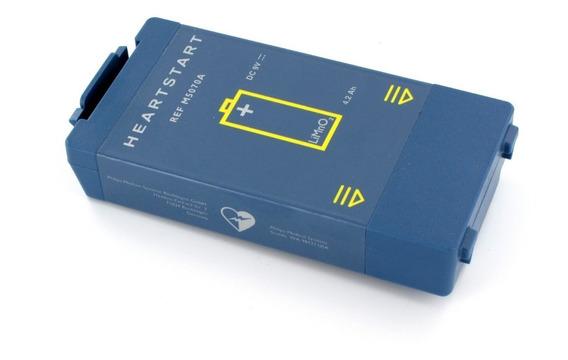 Batería Para Desfibrilador Hs1 Y Frx M5070a
