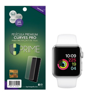 Película Apple Watch 38mm   Hprime Curves Pro Cobre 100% Tel