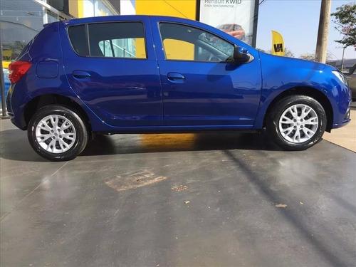 Renault Sandero Zen 1.6 Anticipo De $130.000 Y Cuotas (gm)