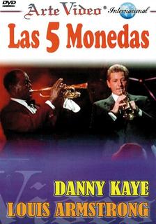 Las 5 Monedas - Danny Kaye - Louis Armstrong