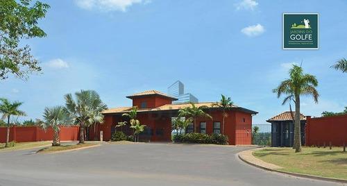 Terreno À Venda, 1000 M² Por R$ 375.000,00 - Jardim Indaiatuba Golf - Indaiatuba/sp - Te4521